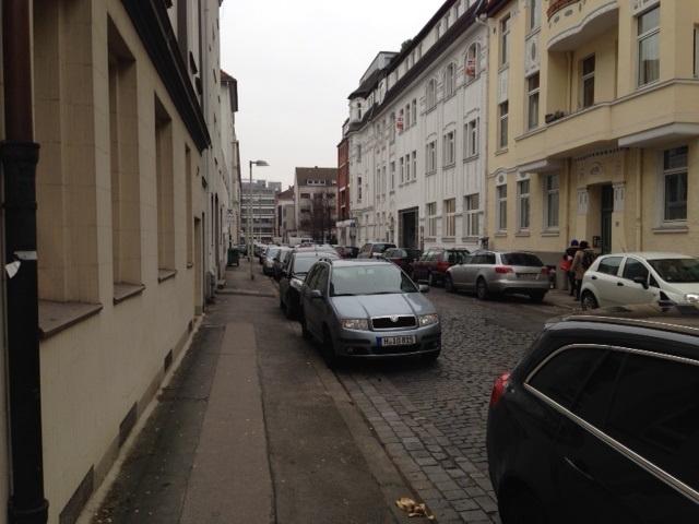 Hannover Roscherstraße