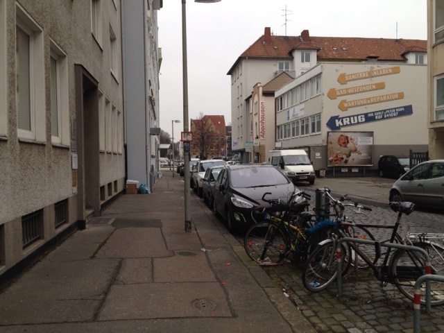 Hannover Parken Amtsgericht