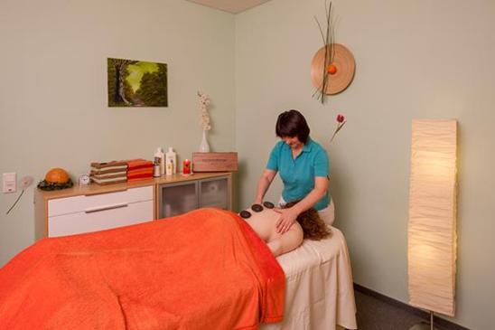 Physiokomfort-Wellnessraum