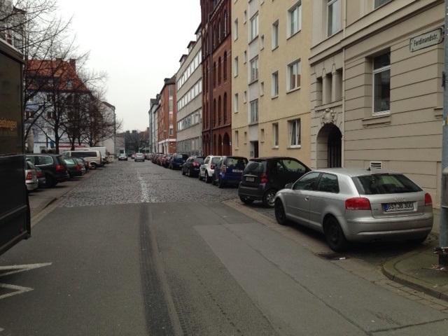 Parken Amtsgericht Hannover