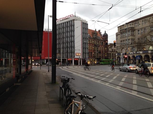 Hannover Thielenplatz