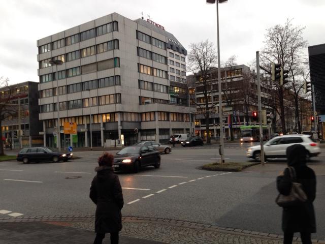 Massage Berliner Allee