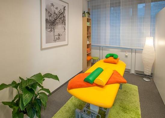 Physiokomfort-Behandlungsraum