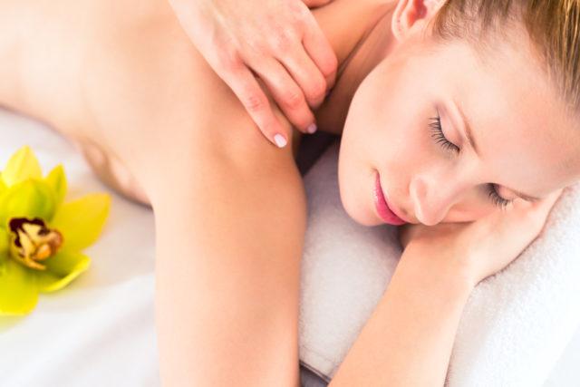 Nackenmassage in Hannover